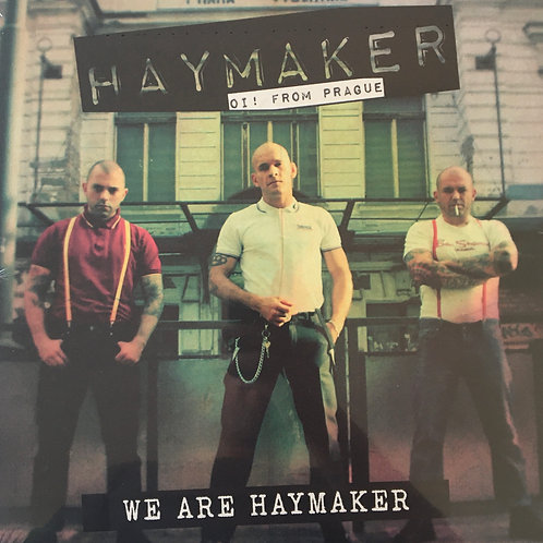 Haymaker - We Are Haymaker