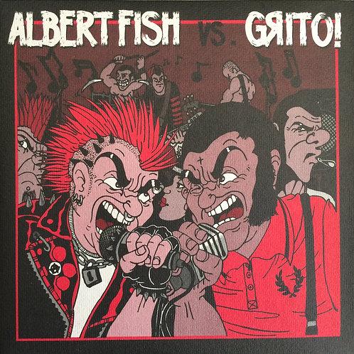 Albert Fish vs Grito! Split