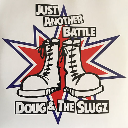 Doug & The Slugz ‎– Power In Numbers /Just Another Battle
