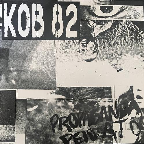 KOB 82 - Propaganda pelo Ato