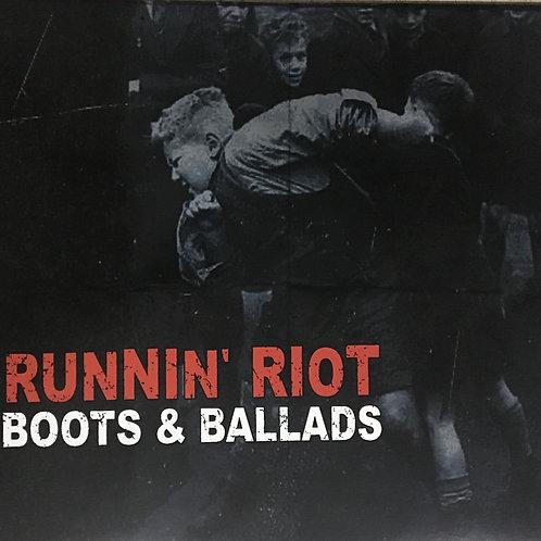 Runnin' Riot - Boots & Balads