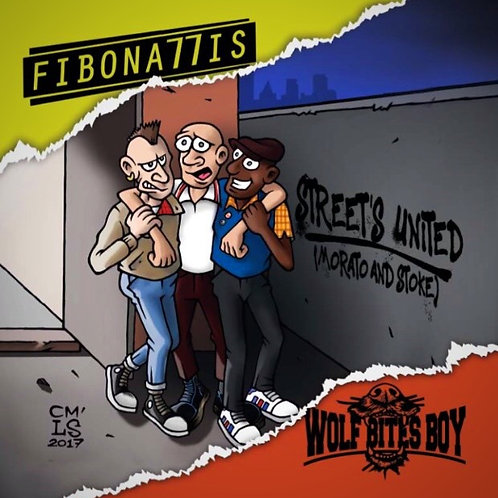 Fibonattis/ Wolf Bites Boy - Street´s United