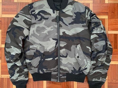 Jacket Flyer Alpha Camuflado Urbano