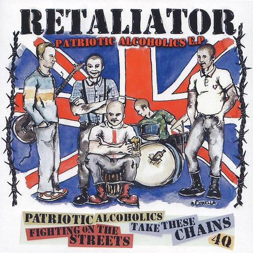 Retaliator - Patriot Alcoholics EP