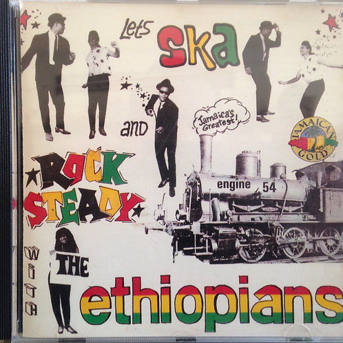 Ethiopians Engine'54 - Let's Ska and Rock Steady