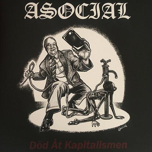 Asocial - Död Åt Kapitalismen