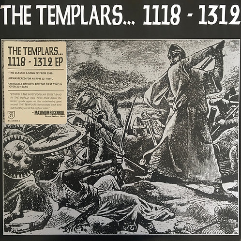 The Templars  - 1118 - 1312