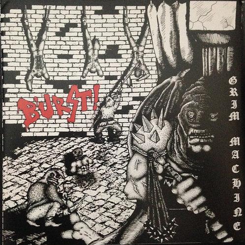 B'urst - Grim Machine