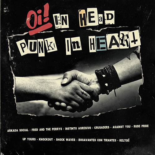 Oi! In Head Punk In Heart