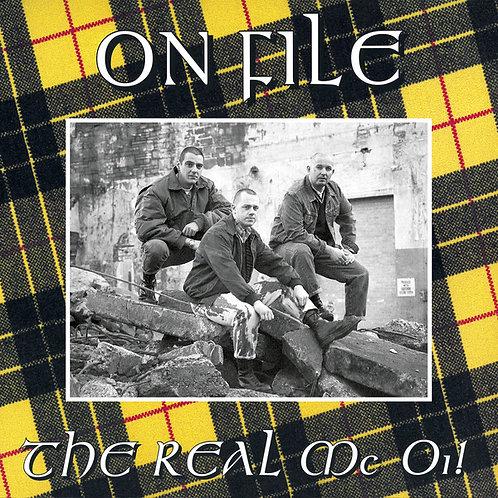 On File - The Real Mc Oi!