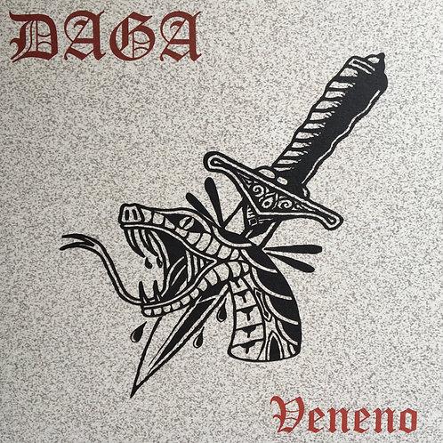 Daga - Veneno