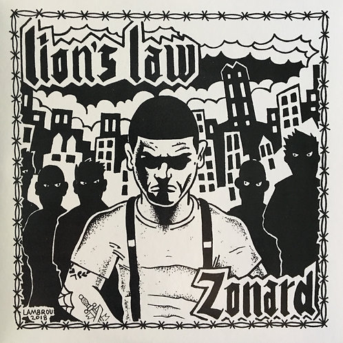 Lion´s Law - Zonard