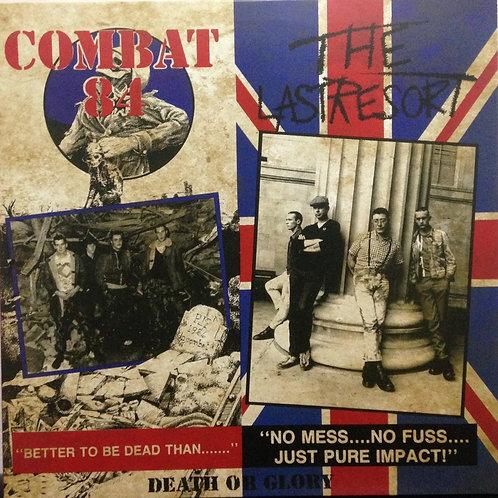 Combat 84/ Last Resort - Death or Glory