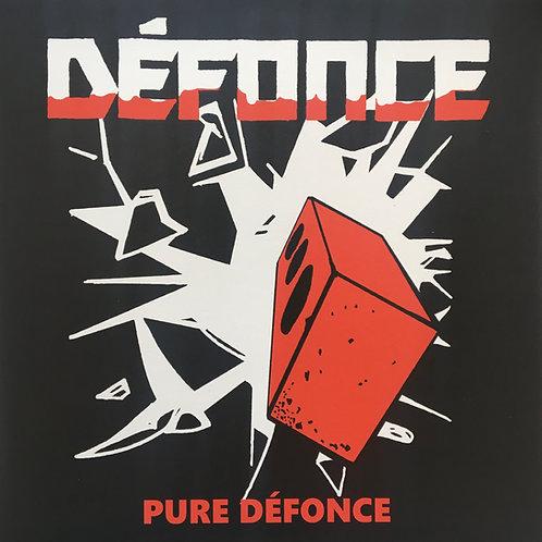 Défonce - Pure Défonce