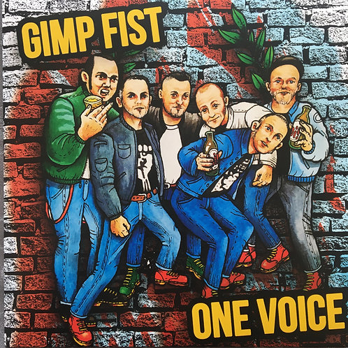 Gimp Fist/ One Voice‎ - Family Man/ On The Rampage