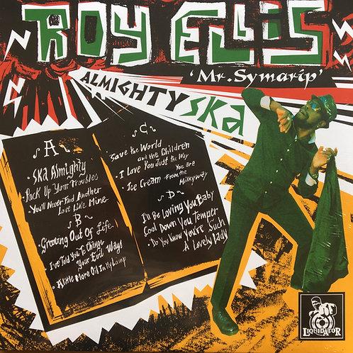 Roy Ellis 'Mr. Symarip'* And Transilvanians - Almighty Ska