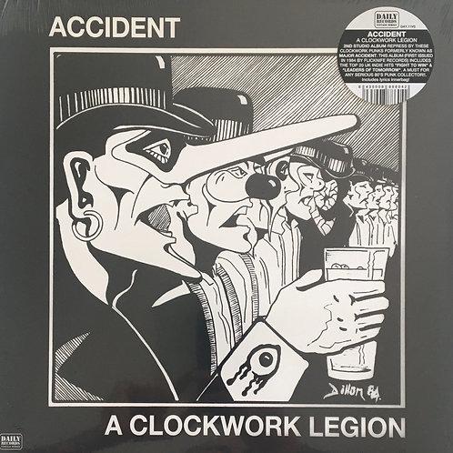 Major Accident - A Clockwork Legion