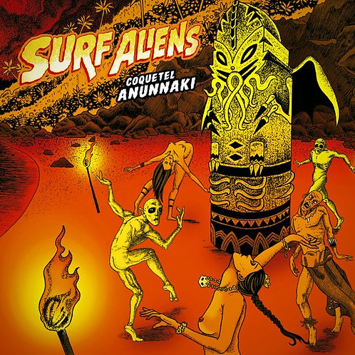 Surf Aliens - Coquetel Anunnaki