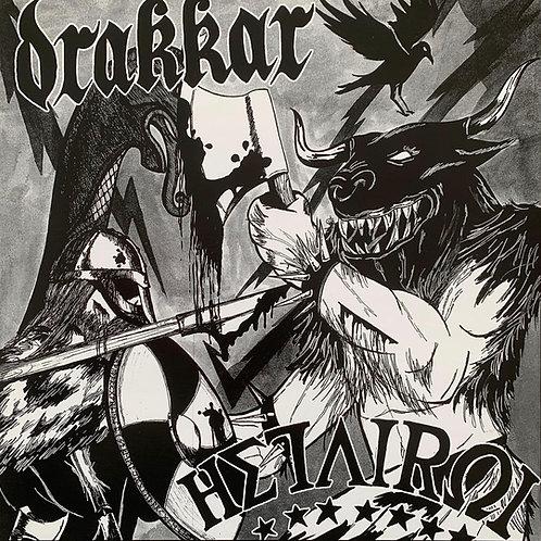 Drakkar/Hetaroi - Triste Forja De Dioses