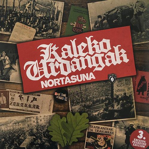Kaleko Urdangak - Nortasuna