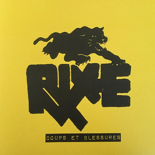 Rixe - Coups Et Blessure