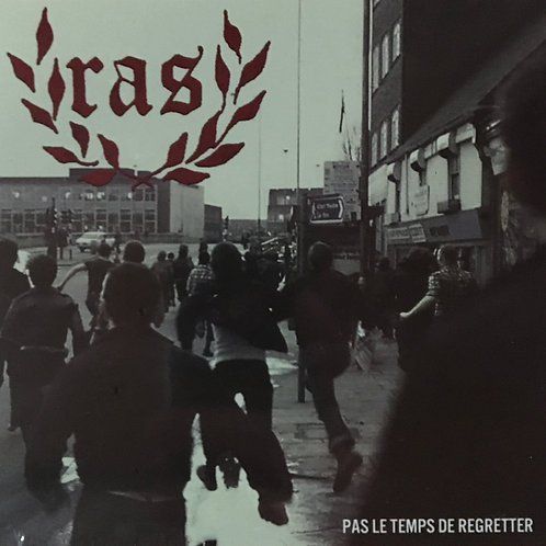 RAS - Pas Le Temps De Regretter