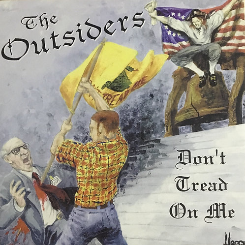 The Outsiders - Don't Tread On Me