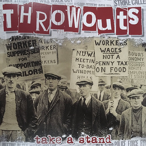 Throwouts - Take A Stand