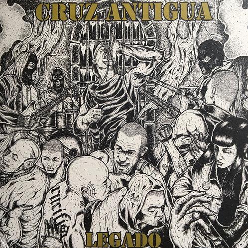 Cruz Antigua - Legado