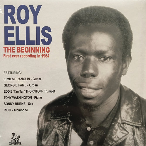 Roy Ellis - The Beginning