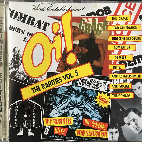 Oi! - The Rarities Vol. 5