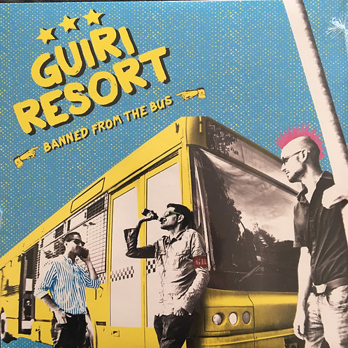 Guiri Resort - Banned From The Bus