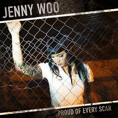 Jenny Woo - Proud of Every Scar