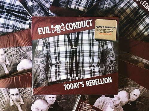 Evil Conduct - Today's Rebellion