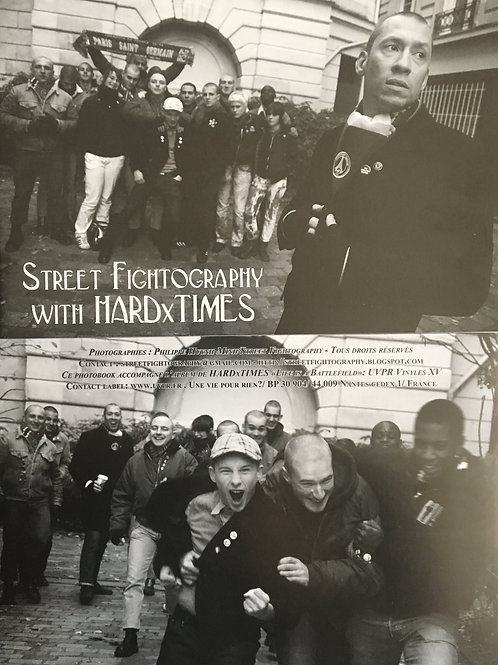 Street Fightography - With HardXTimes
