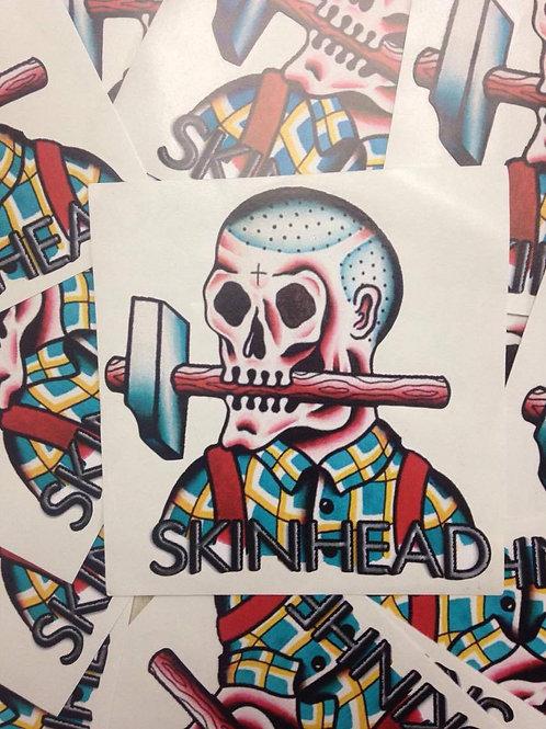 Skinhead Caveira
