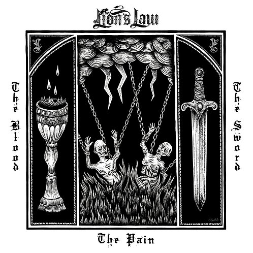 Lion's Law - The Pain, The Blood, and The Sword + Flexi Disc