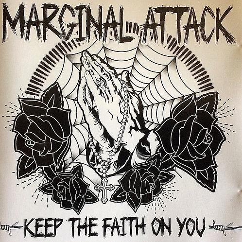 Marginal Attack - Keep The Faith On You