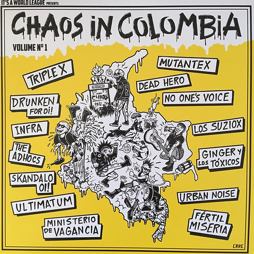 Chaos In Colombia - Volume 1
