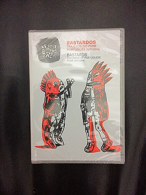 Bastardos - Trajetos do Punk Portugues (1977-2014)