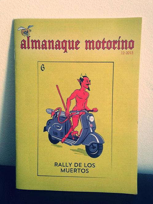 Almanaque Motorino #6