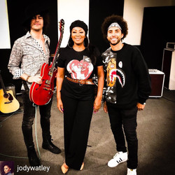 with Jody Watley & Nate