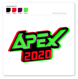 APEX 2020 Logo