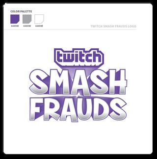 Twitch Smash Frauds Logo