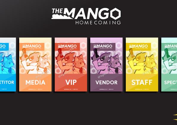 Mang0 Badge Design