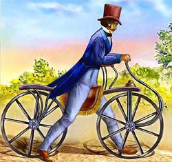 Изобретая велосипед?