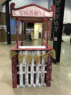 Fabulous Ticket Booth