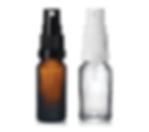 10ml glass spray bottles for CBD oral spray.