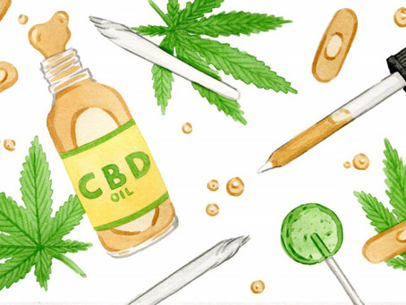 Everything You Need To Know About Our CBD Facial