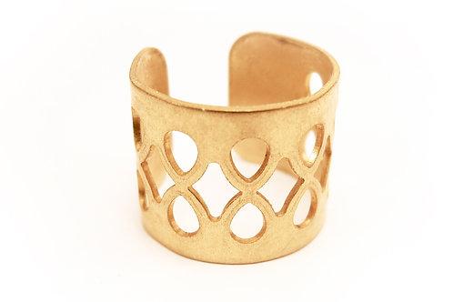 Ring aus Messing